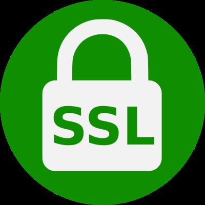Verschlüsselte SSL-Übertragung
