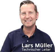 Ihr Ansprechpartner für Datenrettung Kroppen: Lars Müller