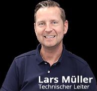 Ihr Ansprechpartner für Datenrettung Wirfus: Lars Müller
